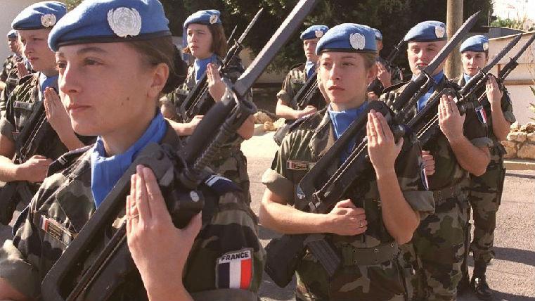 连续3年比例不变 法军女兵占比提升缓慢