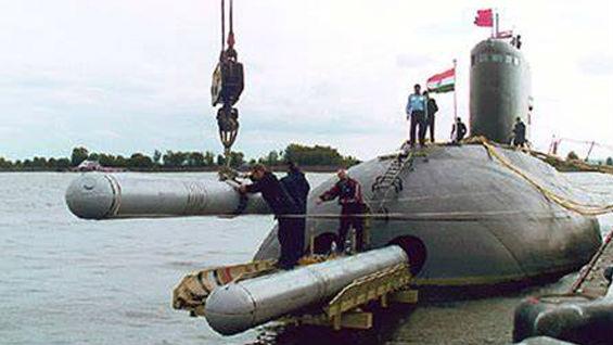 印军加紧为国产潜艇采购100枚鱼雷及新型巡航导弹