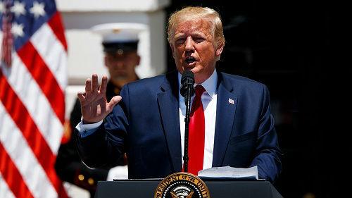 美众院否决弹劾总统决议 特朗普:这样的情况不应再发生