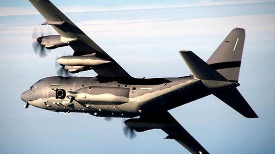 美空军火力最强AC-130J炮艇机完成首战:未来或加装激光炮