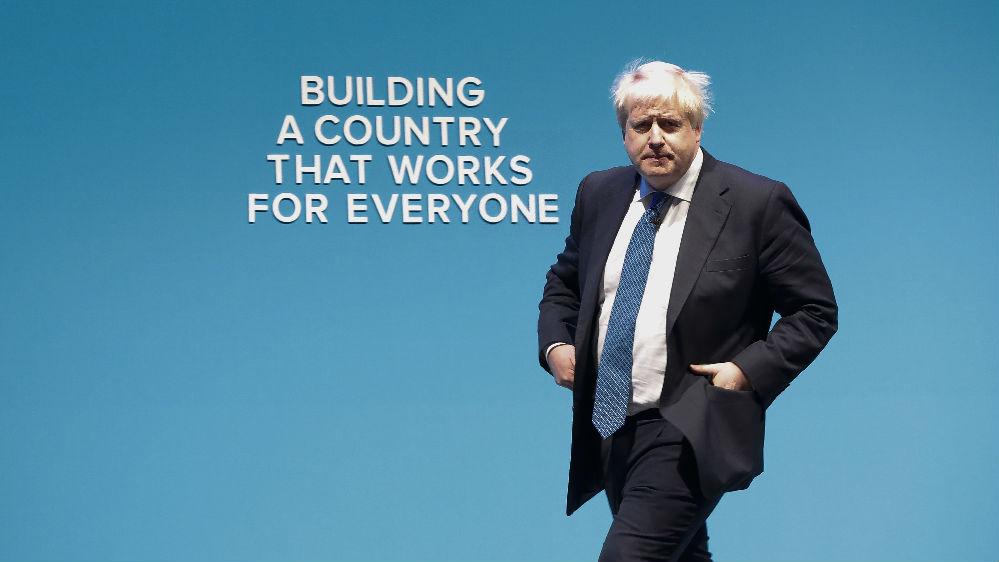 约翰逊警告欧盟:如果英国硬脱欧 你们也有责任