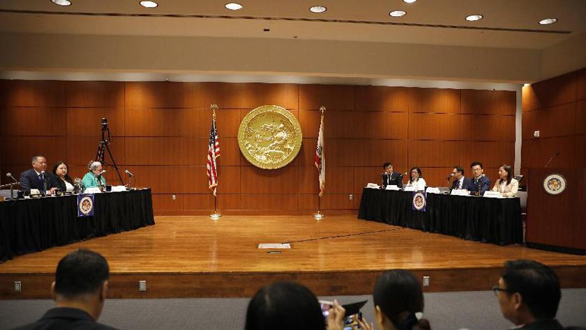 美加州副州長說經貿摩擦和加征關稅嚴重損害當地經濟