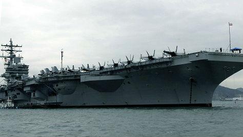 """澳专家:中国侦察船观测美澳日军演""""完全合法"""""""