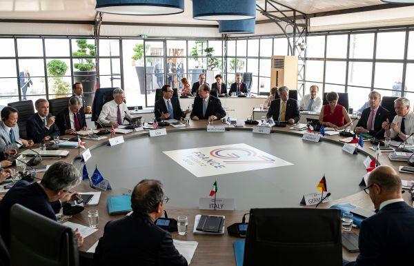 对网络巨头征收数字税?G7或将出现严重分歧