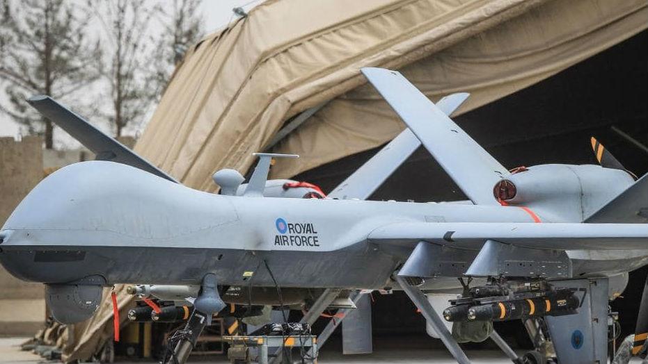 新建无人机及太空部队 英空军宣布改组提升战斗力