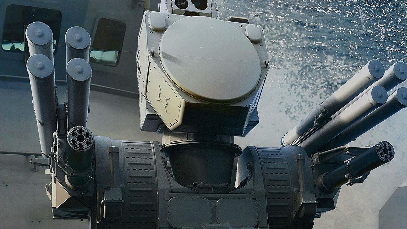 俄研发舰载集装箱式防空系统 可同时攻击400公里外16个目标