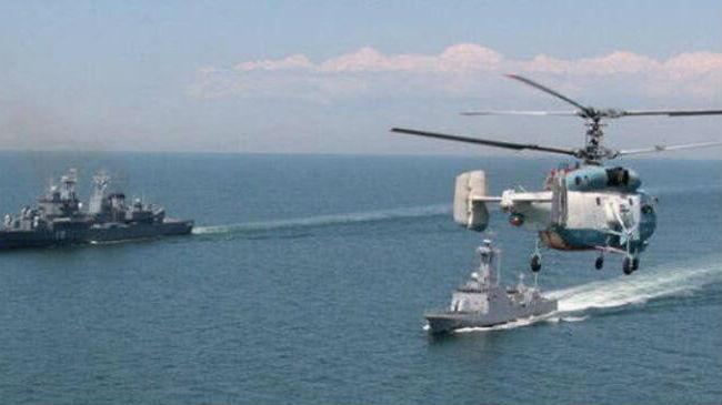 """全方位""""围攻""""美军舰!美海军抵近演习遭俄舰机迫近围堵"""