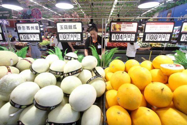 最新数据显示:中国农产品对美出口明显下降