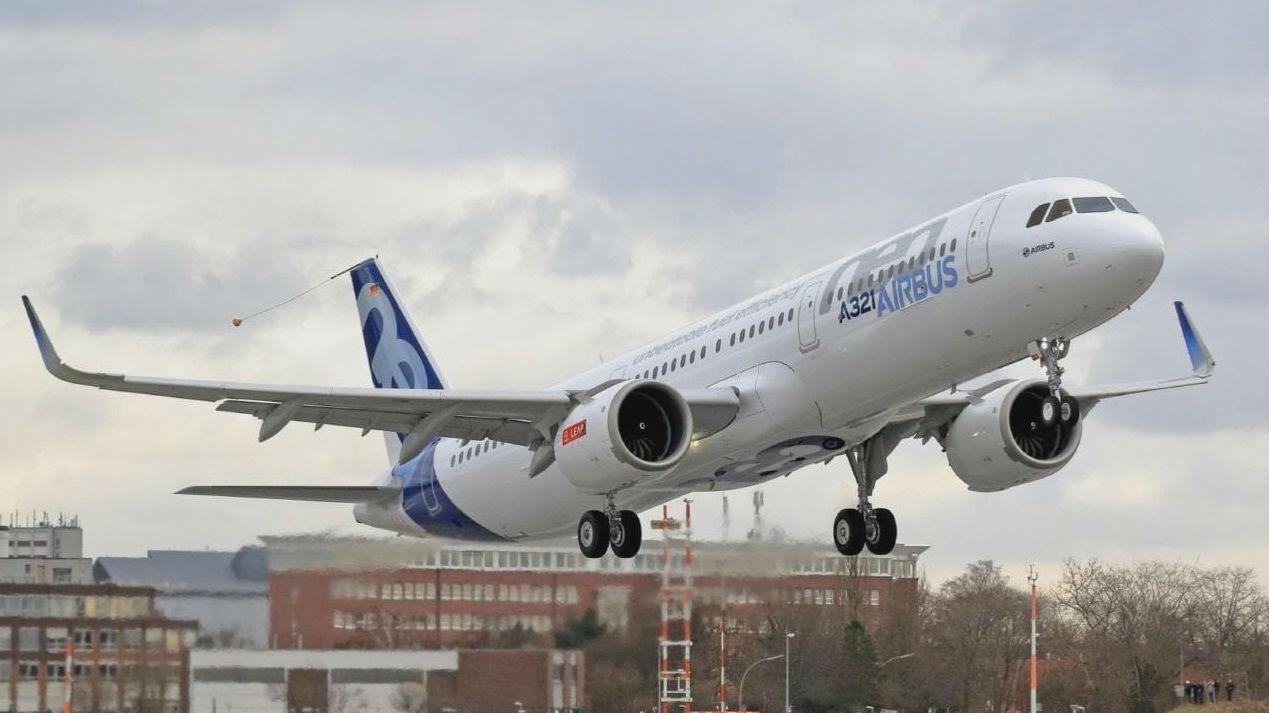 空客A321neo被曝存危险缺陷 英媒:与波音737MAX问题类似