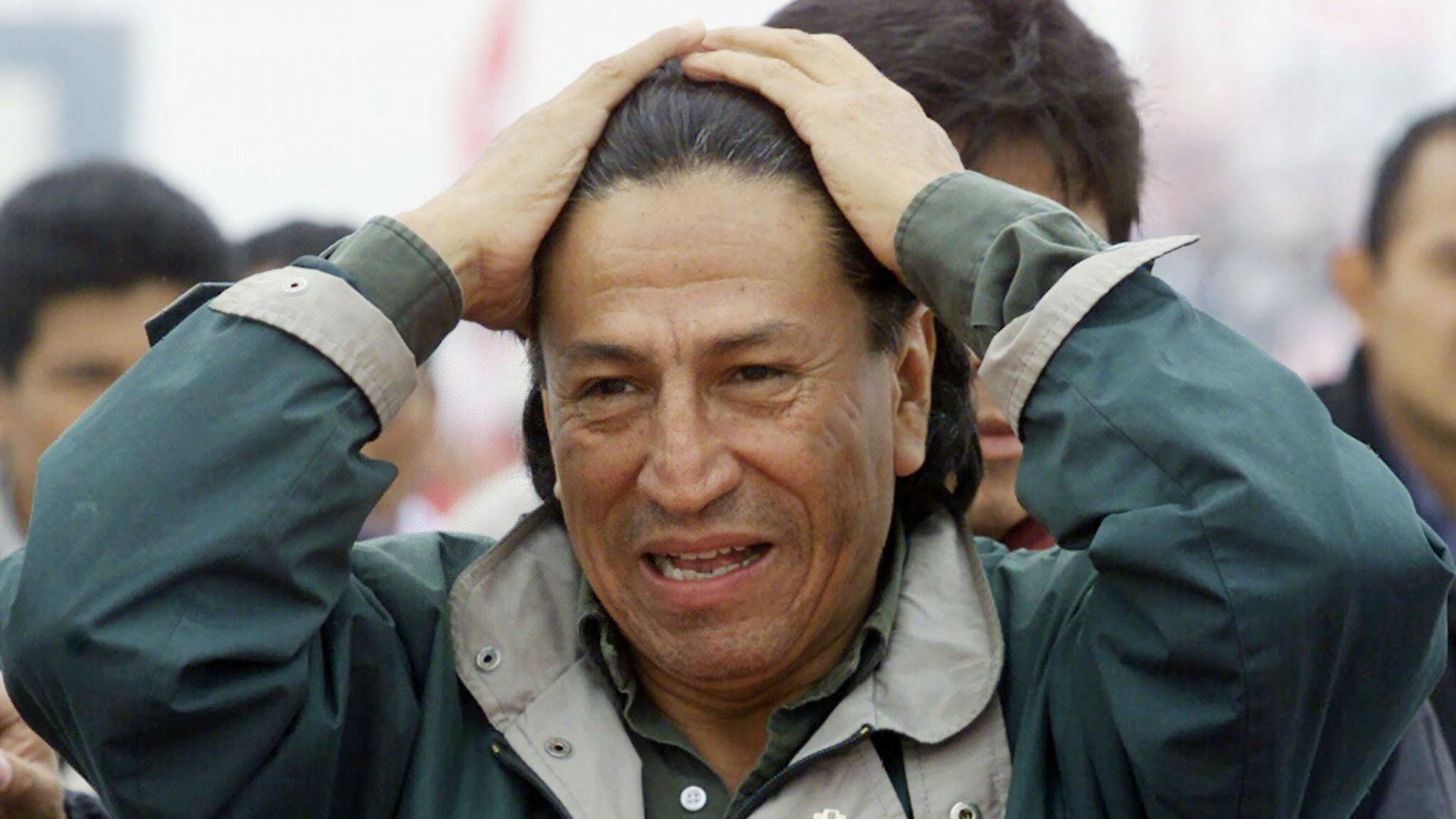 美法官驳回其保释申请 秘鲁前总统托莱多将被引渡回国