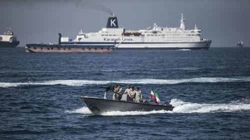"""伊朗与英国互相""""叫阵""""录音曝光:""""服从命令,你们就安全"""""""