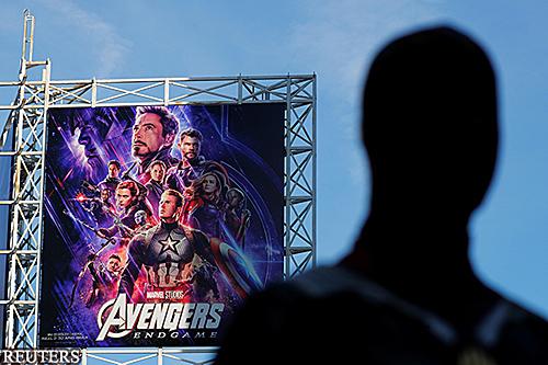 日媒:《复联4》登顶票房首位,靠的可不仅是英雄的人气