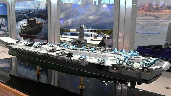 军情锐评:哪个能照进俄航母梦现实?这是俄4种航母设计方案——