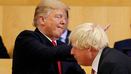 """约翰逊父亲称儿子会与特朗普相处融洽:""""他们有同样的发型""""_德国新闻_德国中文网"""