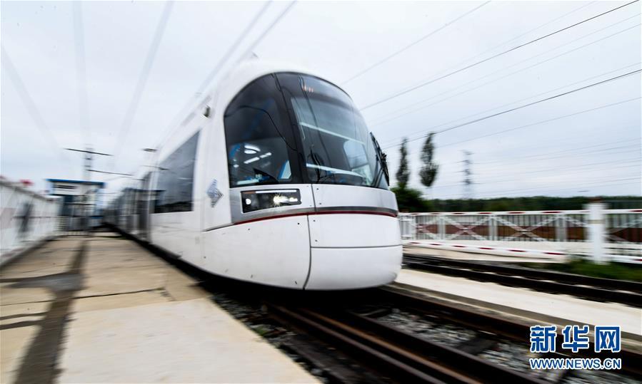 中国为以色列研制的轻轨列车将于2021年全部交付
