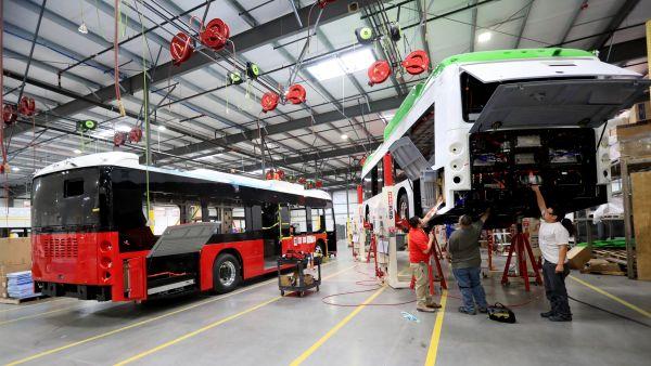 美酝酿新法禁购中国列车和巴士 美媒:引多方齐声反对