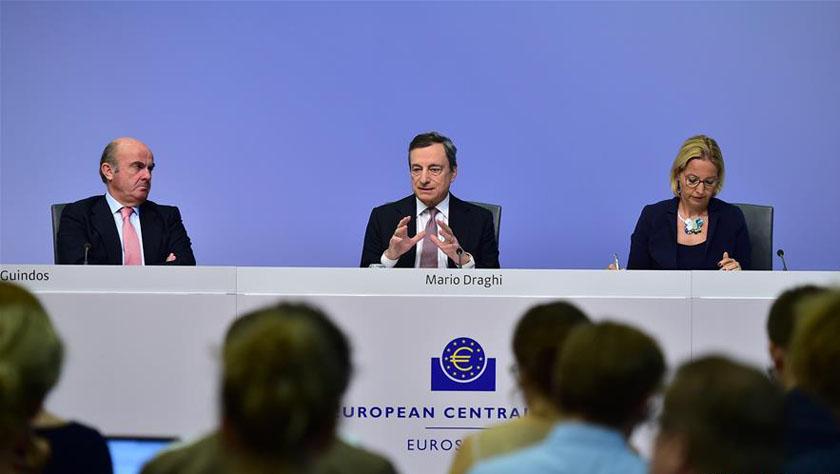 歐洲央行釋放降息信號
