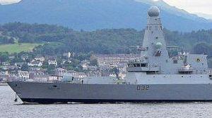 """英媒:半数英主力舰处于""""趴窝""""状态"""