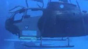 """装甲部队海底""""重生""""?约旦将坦克、直升机沉海发展特色旅游"""