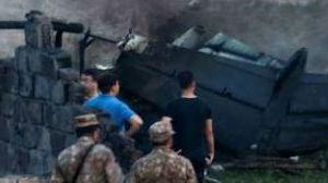 突发!巴军战机坠毁造成至少17人遇难