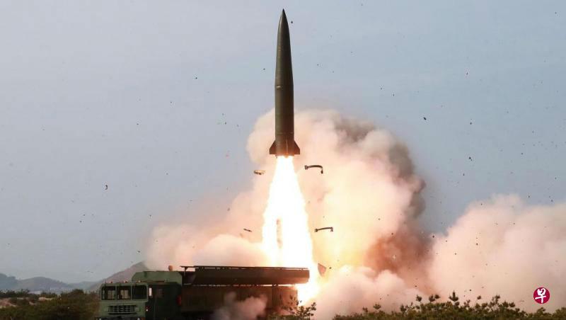 一周两次!韩媒称朝鲜再发射数枚不明飞行器