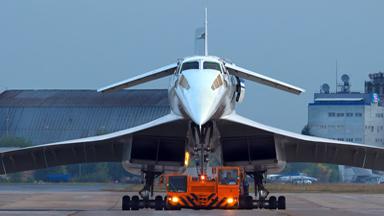 超音速客机变地标!图-144全球仅造16架