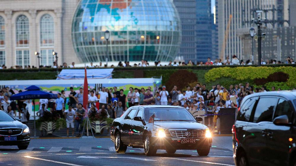 境外媒体关注:中美新一轮经贸磋商在上海登场
