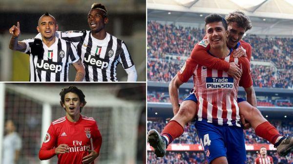 第一名果然是它!外媒盘点近5年最会买卖球员的欧洲俱乐部
