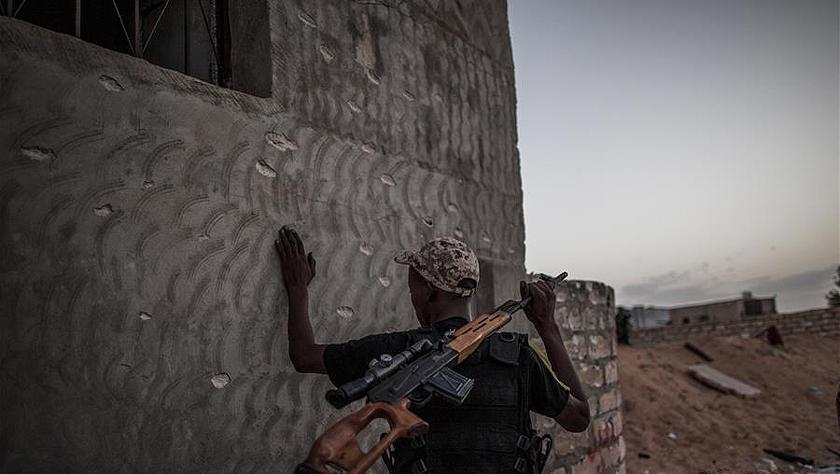 利比亞戰事