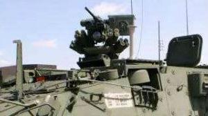 """泰国获准购买美""""斯特赖克""""装甲车"""