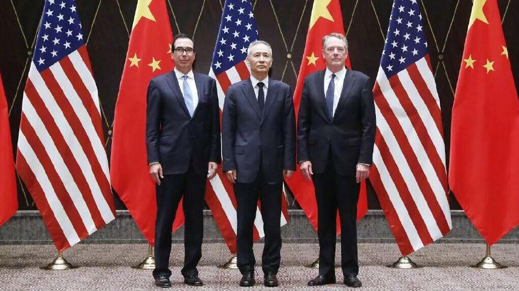 中美商定9月在美继续磋商