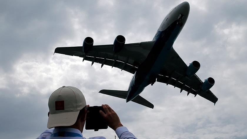 空客上半年收入和利潤大增