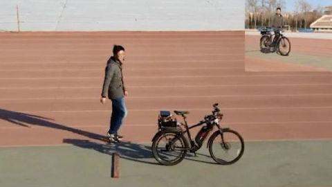 自动驾驶自行车要来了?外媒关注中国新型类脑计算芯片