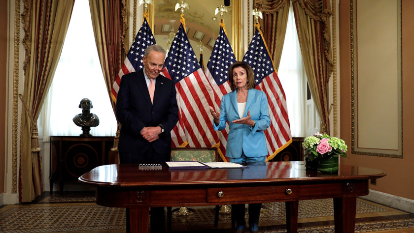 美國國會通過未來兩年聯邦政府預算案