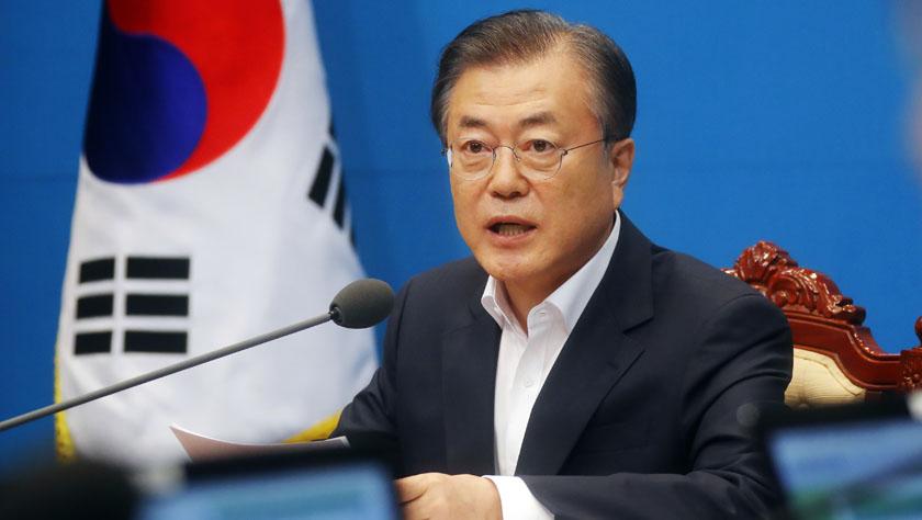 """文在寅對日本將韓國移出""""白色清單""""表示遺憾"""