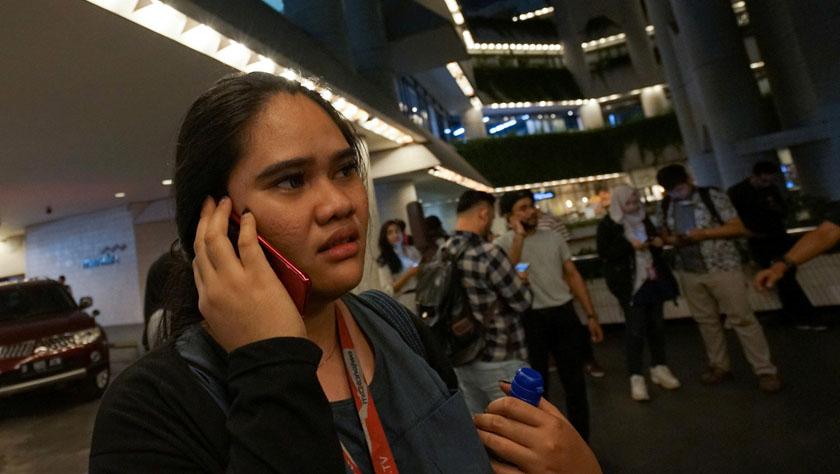 印尼萬丹省南部海域發生7.4級地震