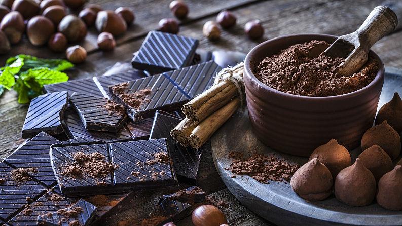 吃黑巧克力可降低抑郁风险 英媒:会带来兴奋感