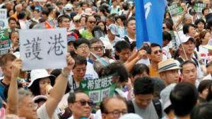 香港警方警告:对任何暴力行为零容忍