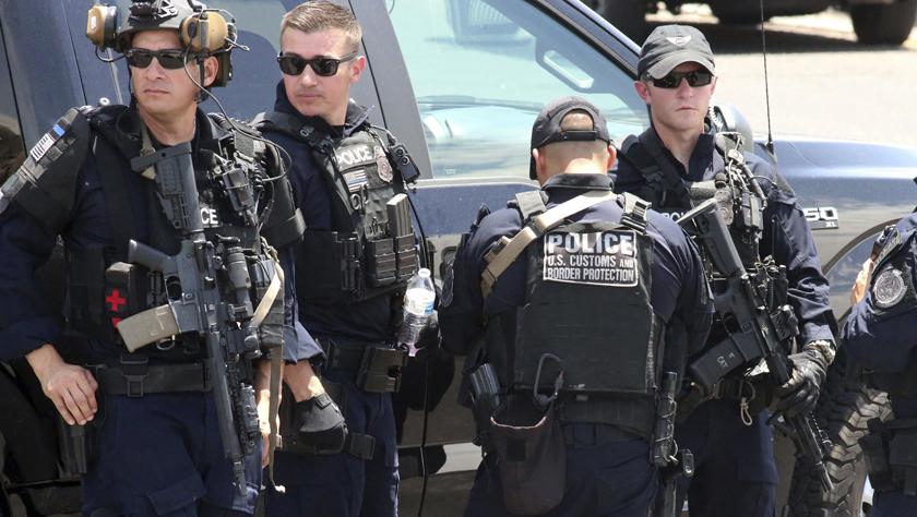 美國得克薩斯州發生槍擊事件至少20人死亡
