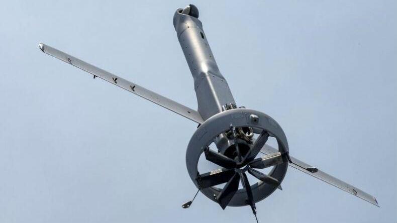 """美军3款无人装备海上测试 这型无人机被称""""革命性武器"""""""