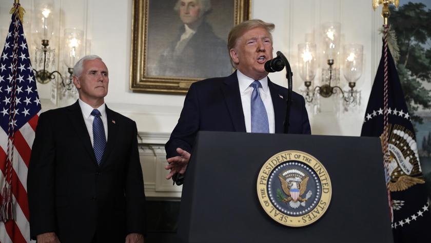 美國總統發聲譴責種族主義