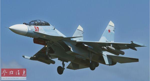 俄军订购首批苏-30SM1改进型战机 零件可与苏-35S通用