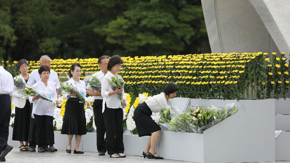 """西媒:为什么广岛长崎没变成切尔诺贝利那样的""""鬼城""""?"""