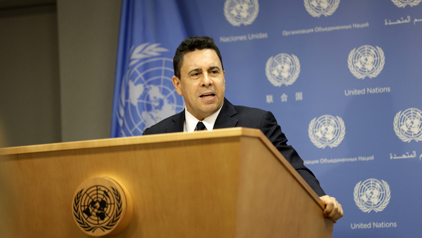 """委內瑞拉強烈譴責美國對委""""全面經濟禁運"""""""