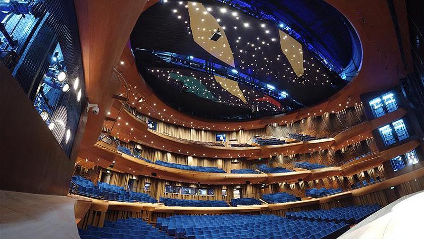 """上海探索打造亚洲领先的""""智能歌剧院"""""""