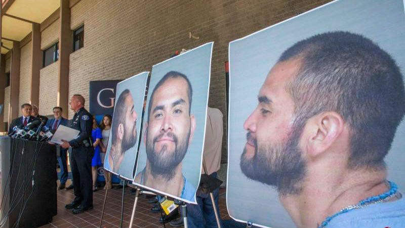 外媒:美国加州帮派分子持刀行凶 致4死2伤