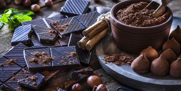 真的假的?吃黑巧克力不会长肉还可以提高运动能力?