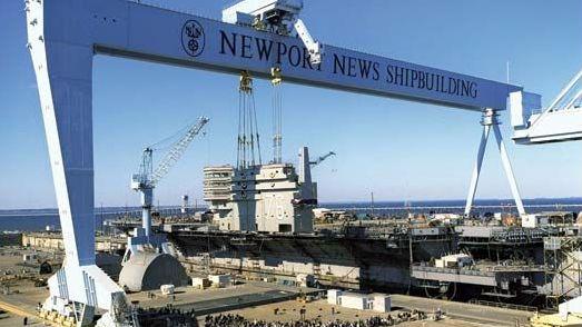 美媒:造船工业萎缩已成美海军发展严重制约因素