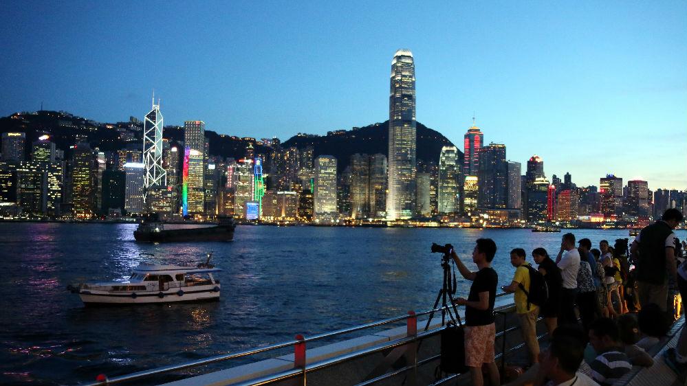 港媒:美国商会盼香港社会秩序尽快恢复稳定