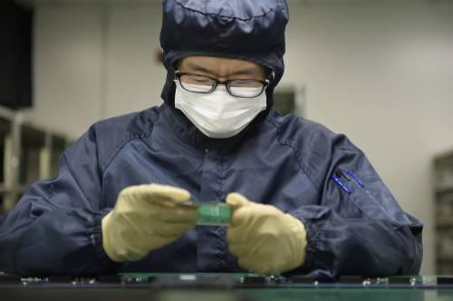 """发生了什么?这次,日韩半导体厂商来中国寻求""""突围"""""""